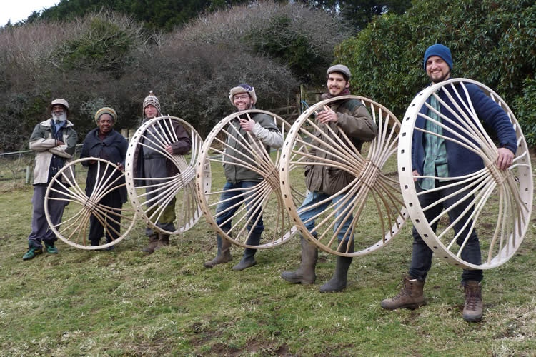 Bushcraft, Forest School, Long Bow Making and many other courses and workshops
